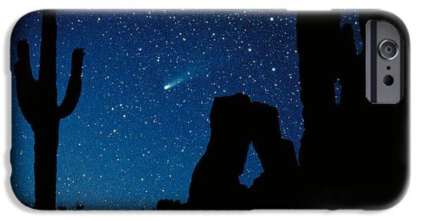 Desert iPhone 6s Case - Halley's Comet by Frank Zullo