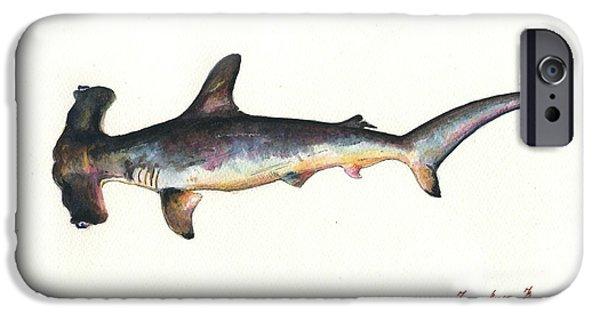 Hammerhead Shark IPhone 6s Case