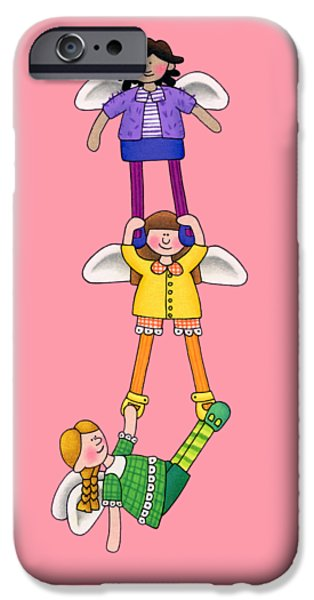 Hang In There IPhone 6s Case by Sarah Batalka