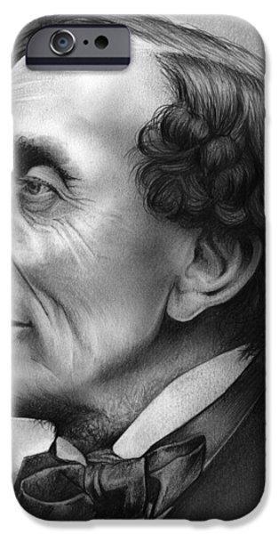 Fairy iPhone 6s Case - Hans Christian Andersen by Greg Joens