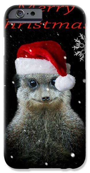 Happy Christmas IPhone 6s Case