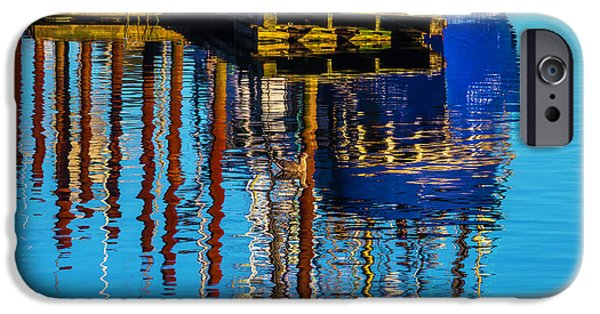 Harbor Reflections IPhone 6s Case by Garry Gay
