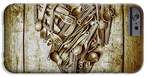 Heart Of The Kitchen IPhone 6s Case by Jorgo Photography - Wall Art Gallery