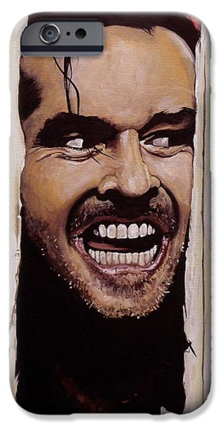 Here's Johnny IPhone 6s Case