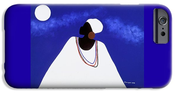 iPhone 6s Case - High Priestess I by Synthia SAINT JAMES