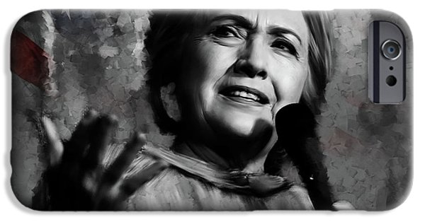 Hillary Clinton  IPhone 6s Case