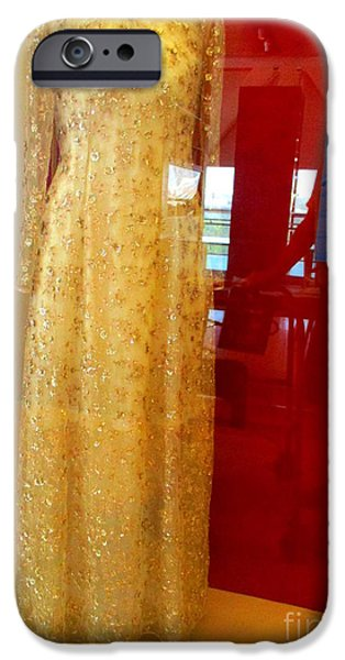 Hillary Clinton State Dinner Gown IPhone 6s Case by Randall Weidner