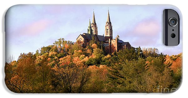 Holy Hill Basilica, National Shrine Of Mary IPhone 6s Case by Ricky L Jones