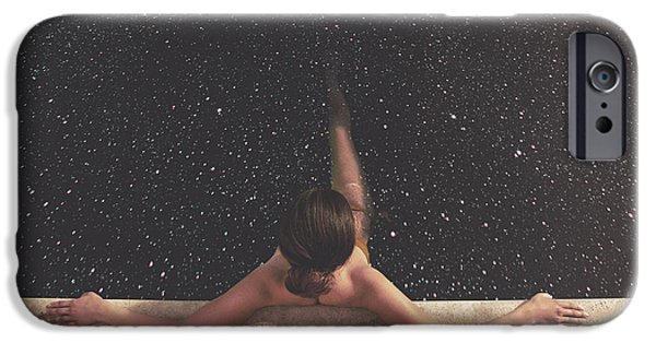 Surrealism iPhone 6s Case - Holynight by Fran Rodriguez