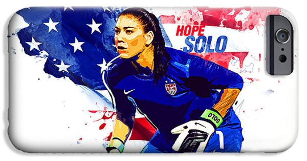 Hope Solo IPhone 6s Case