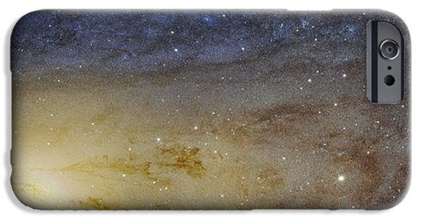 IPhone 6s Case featuring the photograph Hubble's High-definition Panoramic View Of The Andromeda Galaxy by Adam Romanowicz