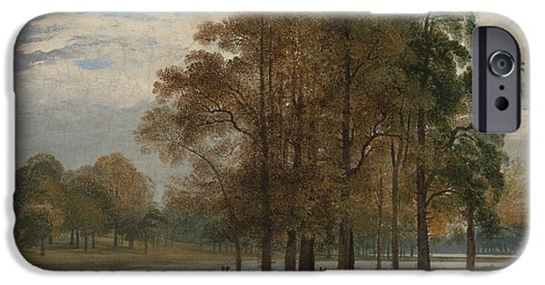Hyde Park IPhone 6s Case by John Martin