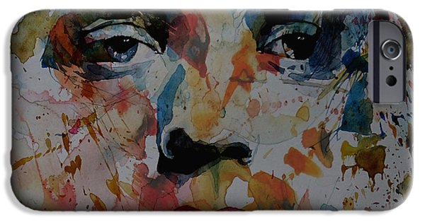 Rolling Stone Magazine iPhone 6s Case - I Know It's Only Rock N Roll But I Like It by Paul Lovering