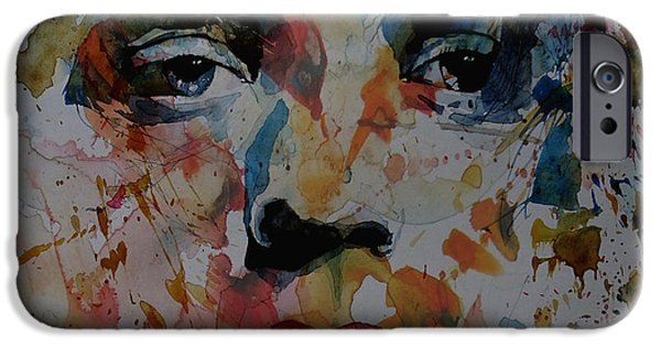 Musicians iPhone 6s Case - I Know It's Only Rock N Roll But I Like It by Paul Lovering