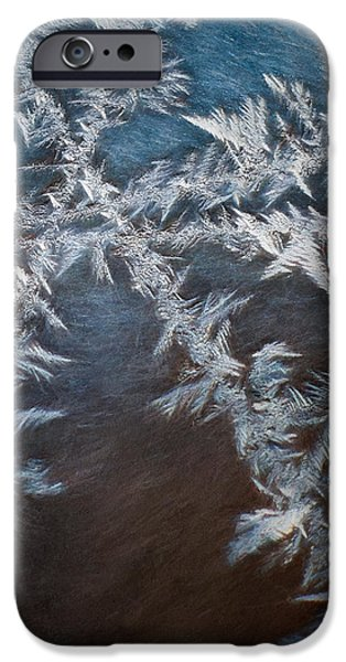 Fractal iPhone 6s Case - Ice Crossing by Scott Norris