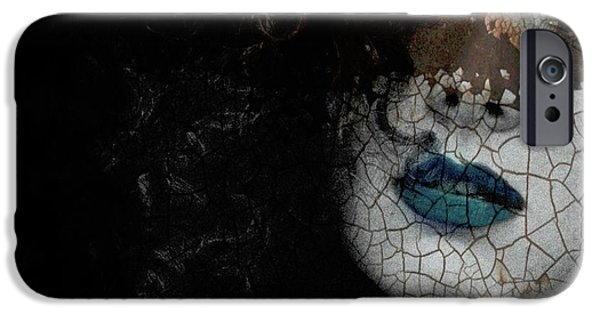 Digital Image iPhone 6s Case - If I Could Turn Back Time  by Paul Lovering