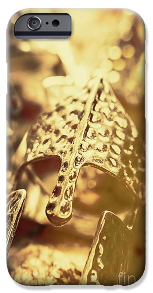 Knight iPhone 6s Case - Illuminating The Dark Ages by Jorgo Photography - Wall Art Gallery