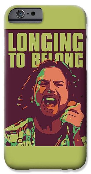 Eddie Vedder IPhone 6s Case