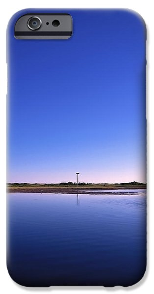 New England Coast iPhone 6s Case - In The Blue by Evelina Kremsdorf