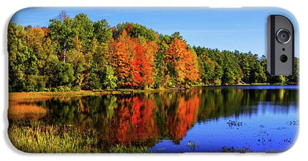 New Leaf iPhone 6s Case - Incredible Pano by Chad Dutson