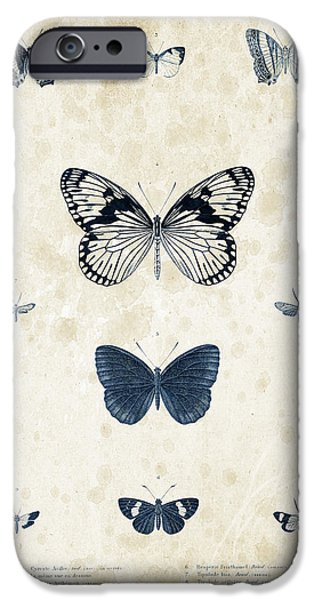 Insects - 1832 - 03 IPhone 6s Case by Aged Pixel