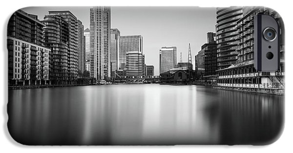 Inside Canary Wharf IPhone 6s Case by Ivo Kerssemakers