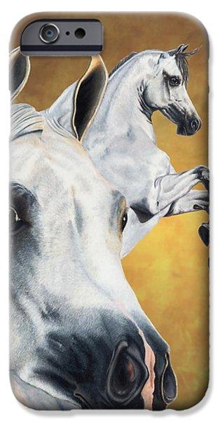 Horse iPhone 6s Case - Inspiration by Kristen Wesch