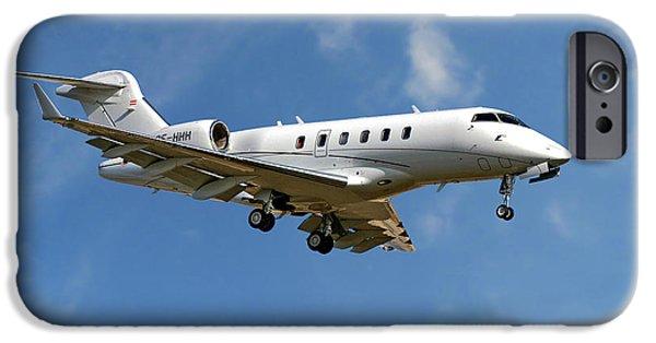 Jet iPhone 6s Case - International Jet Management by Smart Aviation