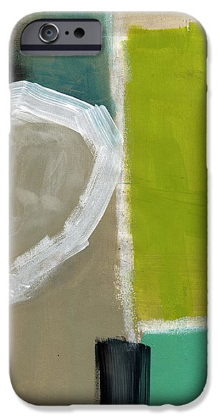 Contemporary iPhone 6s Case - Intersection 39 by Linda Woods
