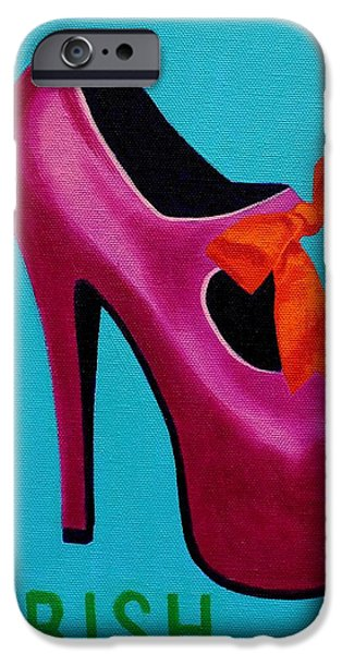 Irish Burlesque Shoe    IPhone 6s Case