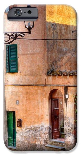 Italian Alley IPhone 6s Case