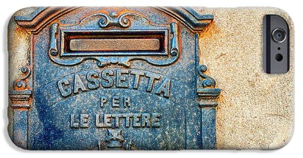 Italian Mailbox IPhone 6s Case