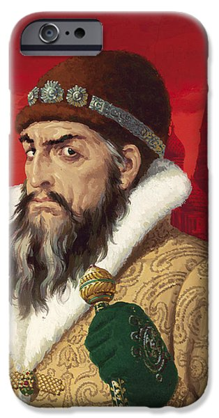 Ivan The Terrible IPhone 6s Case by English School