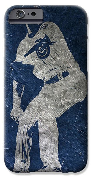 Jake Arrieta Chicago Cubs Art IPhone 6s Case by Joe Hamilton