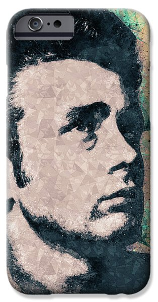 James Dean Portrait IPhone 6s Case