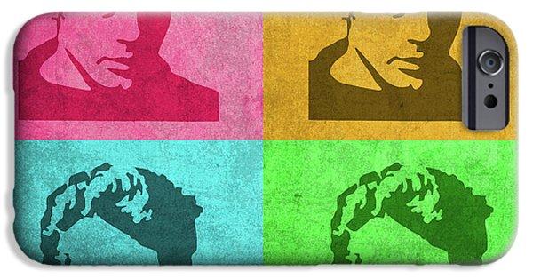 James Dean Vintage Pop Art IPhone 6s Case