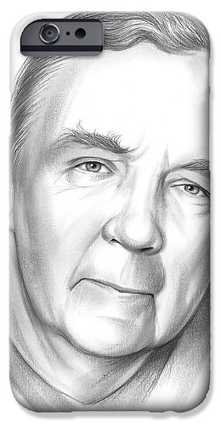 Wizard iPhone 6s Case - James Patterson by Greg Joens