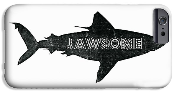 Jawsome IPhone 6s Case by Michelle Calkins