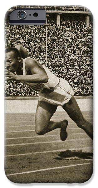 Jesse Owens IPhone 6s Case
