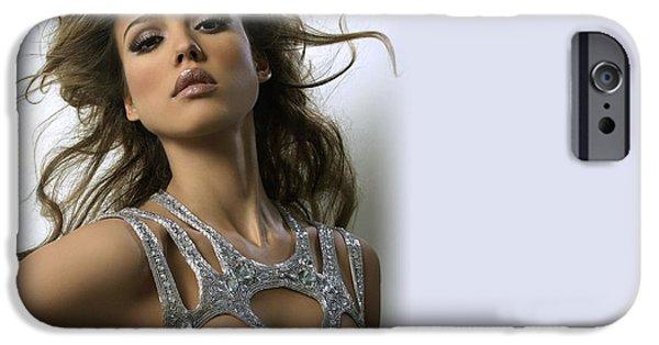 Jessica Alba 47 IPhone 6s Case