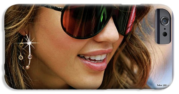 Jessica Alba, Cool Shades IPhone 6s Case