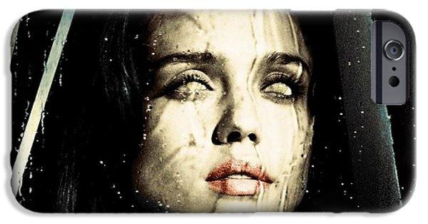 Jessica Alba Dark Horror IPhone 6s Case