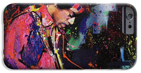Jimi Hendrix II IPhone 6s Case