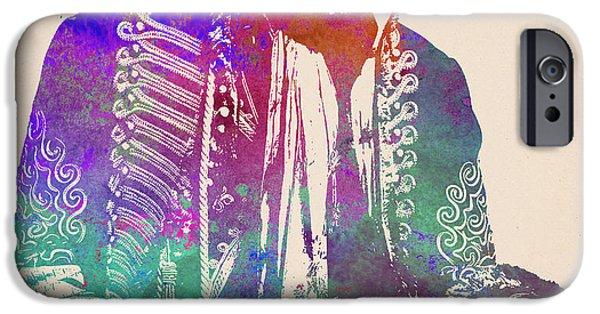 Jimi Hendrix Pop Art IPhone 6s Case