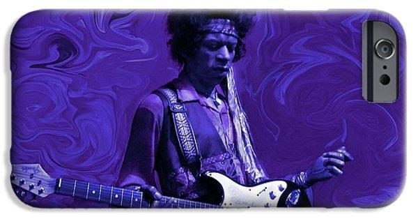 Jimi Hendrix Purple Haze IPhone 6s Case