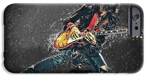 Joe Perry IPhone 6s Case