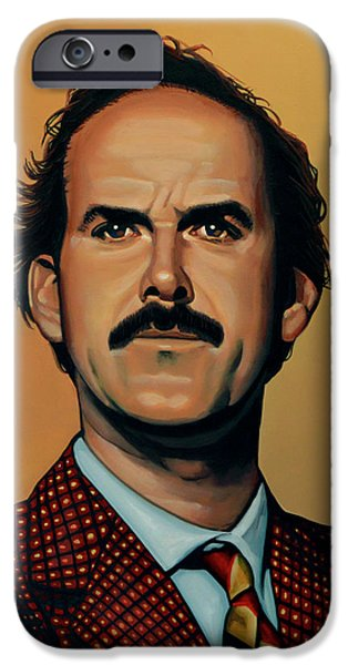 John Cleese IPhone 6s Case by Paul Meijering