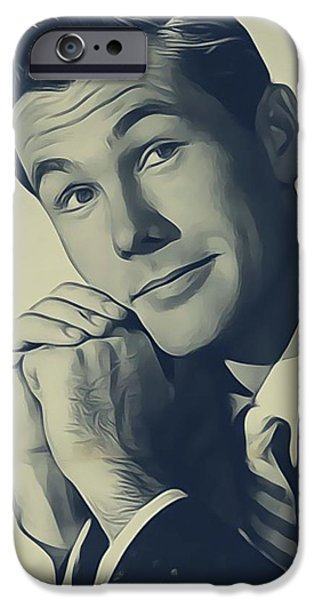 Johnny Carson, Vintage Entertainer IPhone 6s Case