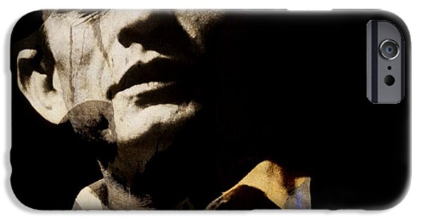 Johnny Cash - I Walk The Line  IPhone 6s Case