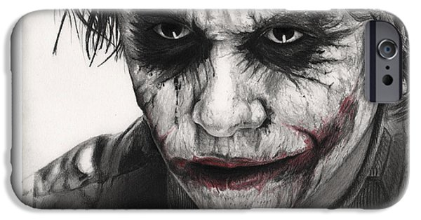 Joker Face IPhone 6s Case